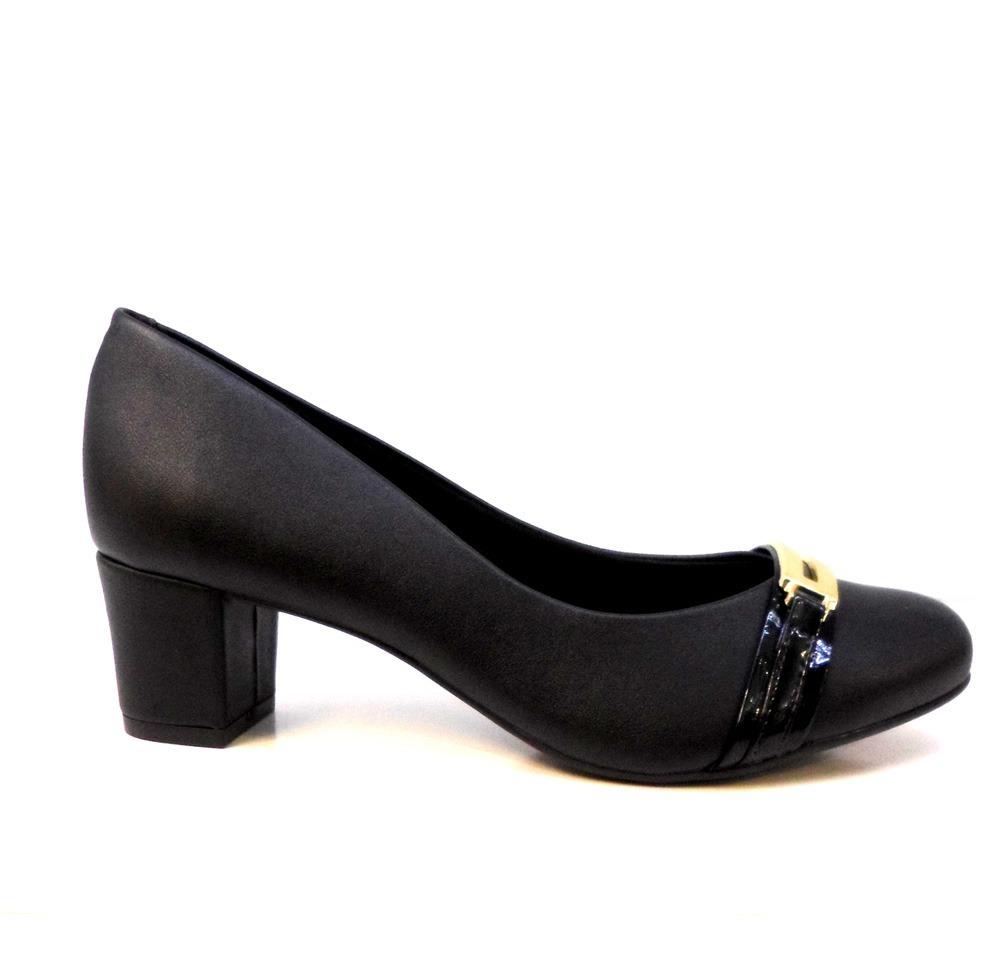 a2d03a11 zapato stiletto beira rio uniforme secretaria 4777222 rimini. Cargando zoom.