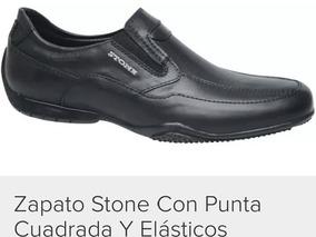 8d5c2ce0 Zapatos Hombre Punta Cuadrada Cuero - Ropa y Accesorios, Usado en ...