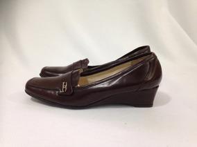 c16af8fb3ac56 Zapatos Cuero Taco - Vestuario y Calzado en Mercado Libre Chile