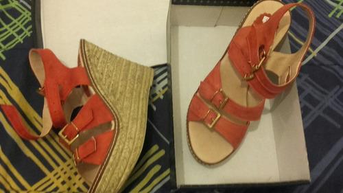 zapato taco chino de cuero moda 2019