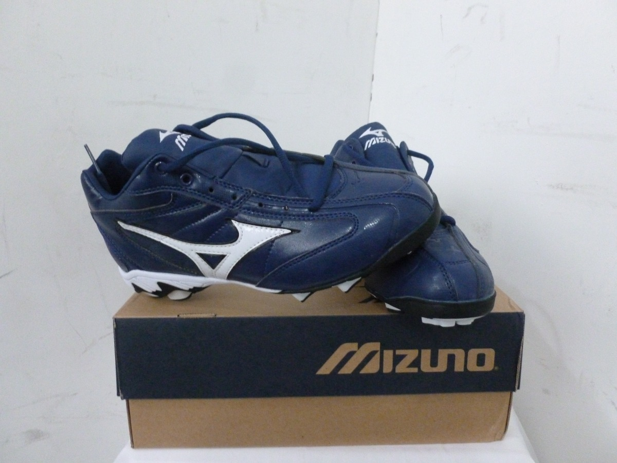 Talla Spike Zapato Tacos Softbol 5 Mizuno 47 Azul Bs Beisbol UxqwYqOI