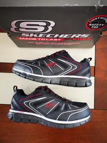 Blais Steel Skechers Bixford T Work Mens 3lFc1KJT