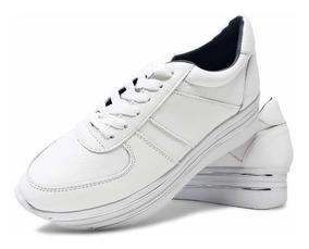 c42b2fba8a Tenis Con Plataforma Alta Mujer - Ropa, Bolsas y Calzado en Mercado ...