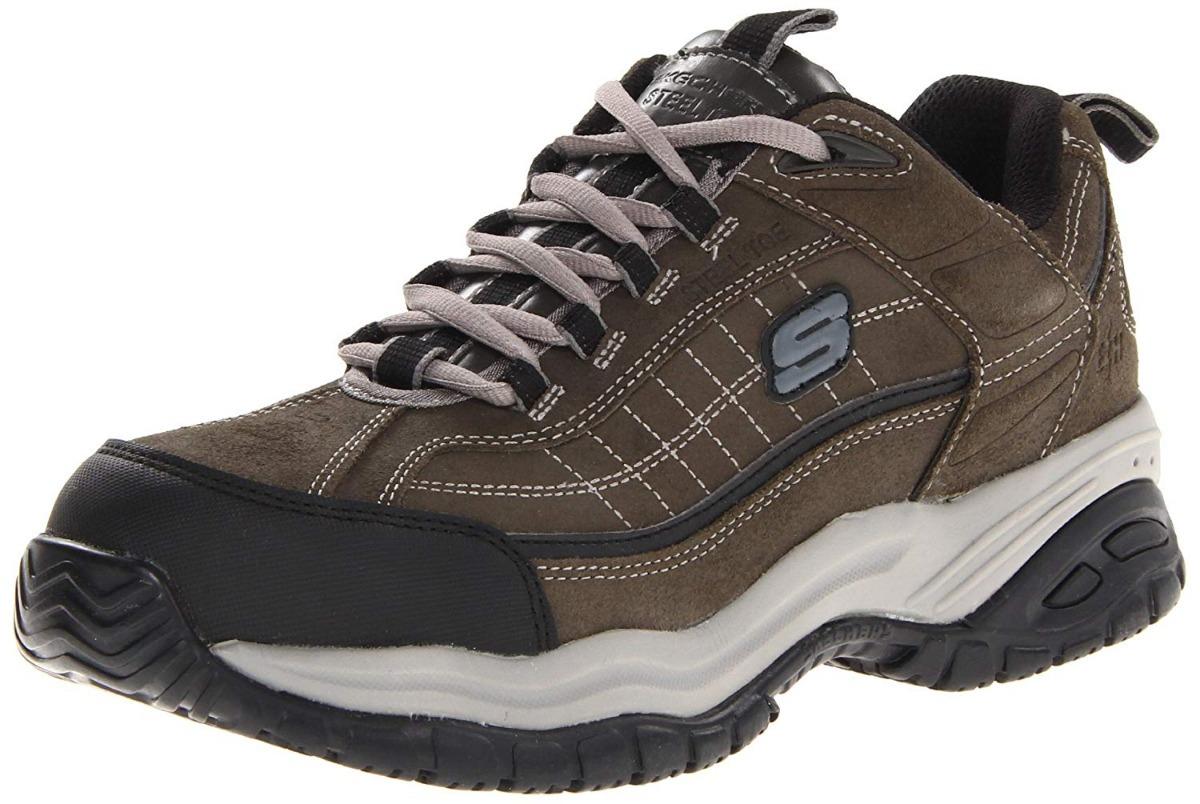 27 Trabajo En Casquillo Skechers Tenis Zapato Antiderrapante xodCBe