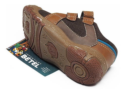 zapato tenni casual gamaliel bubble gummers t18 al t25