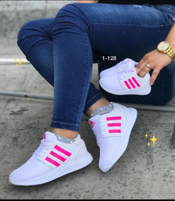 zapatos de mujer adidas
