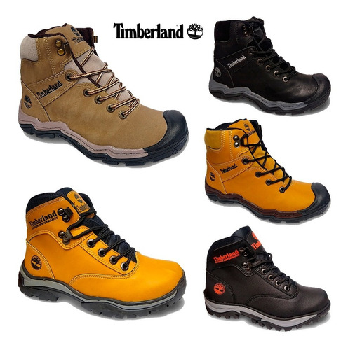 zapato timberland corte alto caballero dama