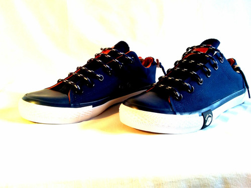 zapato tipo  converse