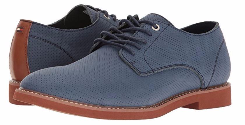 zapato tommy hilfiger oxford hombre talla 42.5 nuevo. Cargando zoom. 8ca921ef115