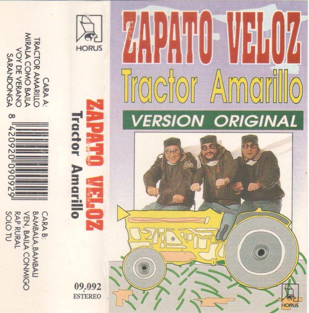 Zapato Veloz Import200 00 Tractor Amarillo1992Cassette Orig OkXZPwTui