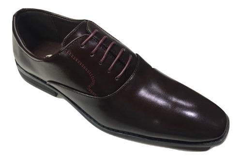 zapato vestir acordonado mg 2187-5 calzador obsequio