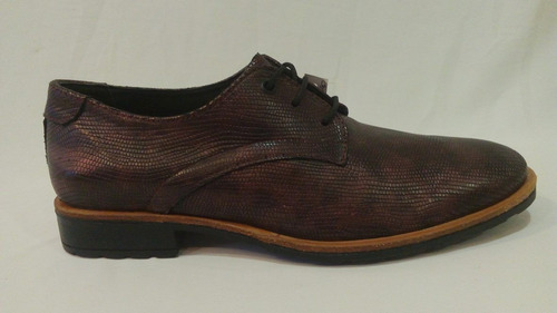 zapato vestir cuero hombre art 16814. marca panther