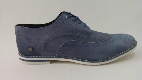 zapato vestir cuero hombre recorte art 14810. marca panther