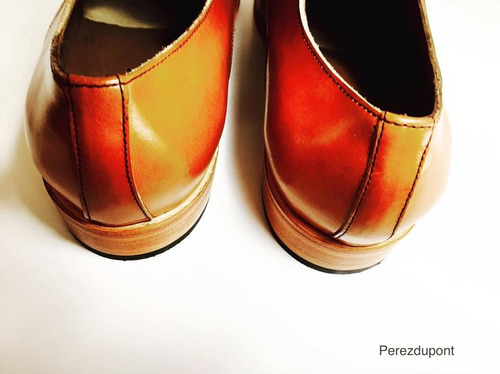 zapato vestir hombre