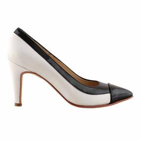 303c5910d Stiletto Combinado Rojo Y Negro - Zapatos de Mujer en Mercado Libre ...