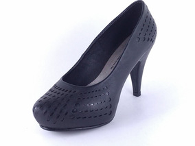 Zapato Vestir Mujer Plataforma Talla 35 Calzado Dama