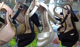 Zapato Nude Vestir Taco Mujer Sandalia Negro Plataforma 8Nwmn0