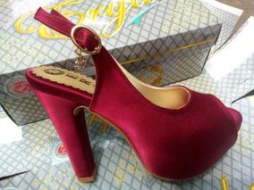 7446fa7e Zapatos 37 Sandalia Anabela Vizzano Couro - Ropa y Accesorios en Mercado  Libre Perú