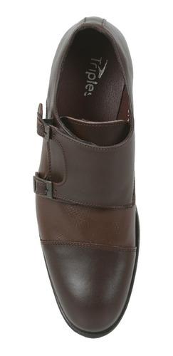 zapato vestir triples mod. madox cafe