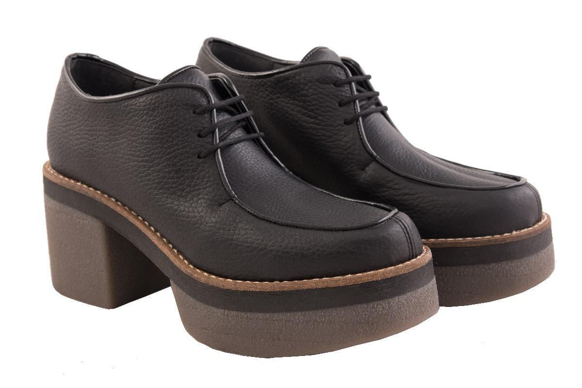 d8435da4 Zapato Viamo Braulia Cuero Mujer - $ 2.490,00 en Mercado Libre