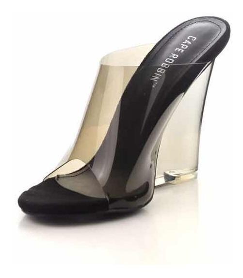 Imagen 6 de MULE TACÓN TRANSPARENTE de Zara | Zapatos de