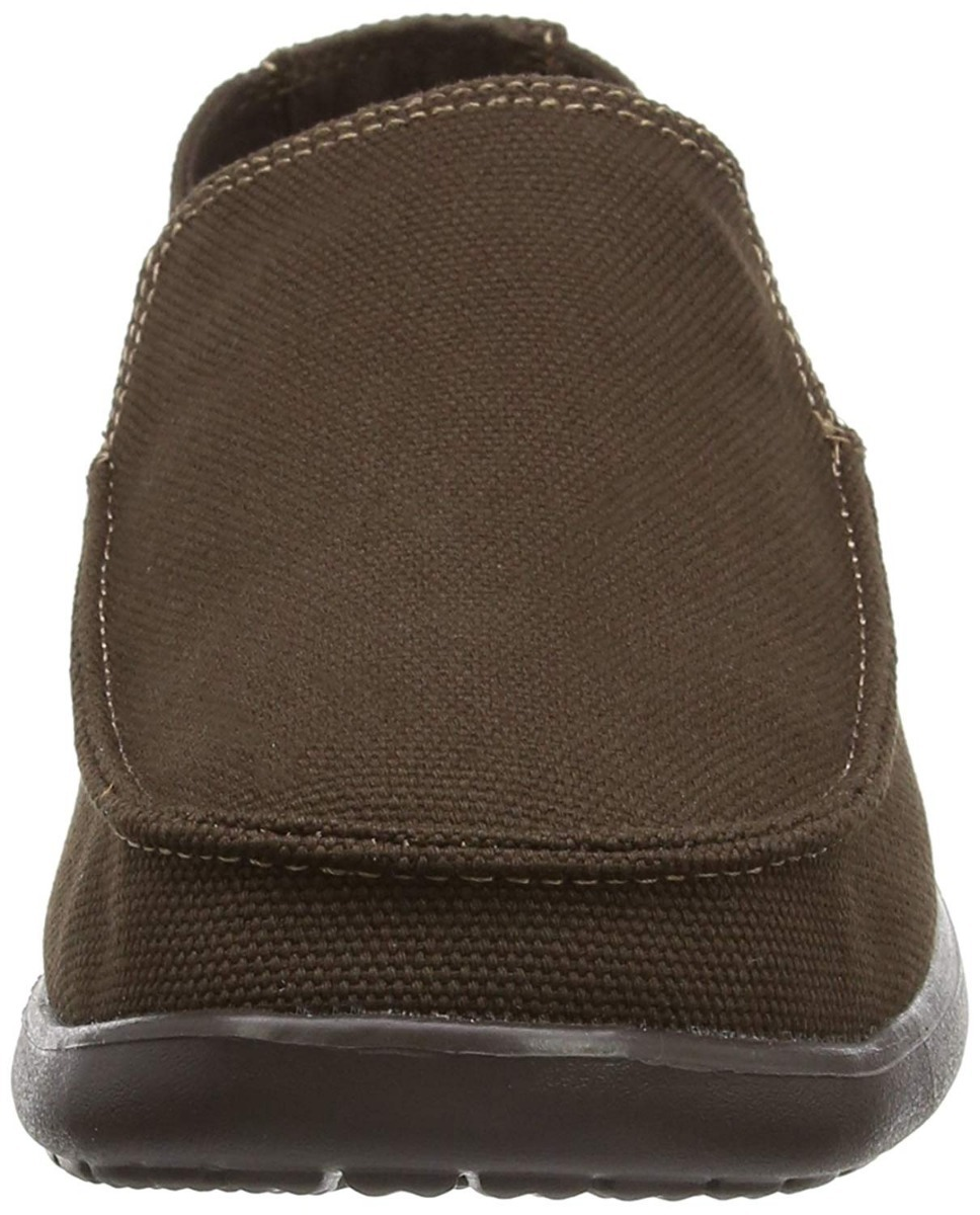 a577c1d2f33e8 zapato zapatilla crocs santa cruz chocolate 1123311. Cargando zoom.