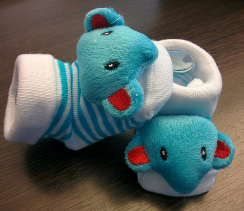 zapato zapatito para bebe unisex modelo elefante