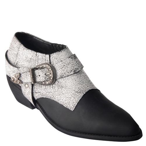 zapato zappa mujer blanco - x420