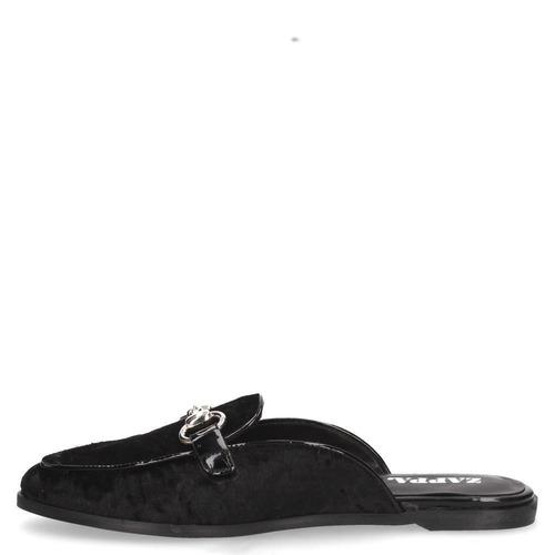 zapato zappa mujer negro - x480
