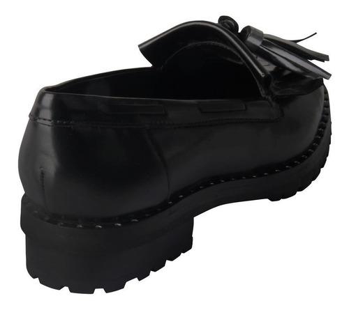 zapato zappa mujer negro - x489