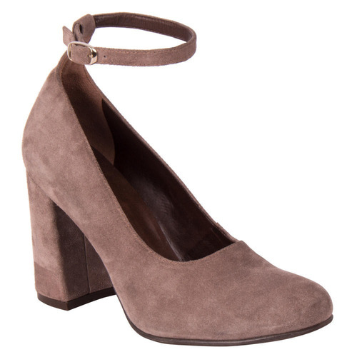 zapato zappa mujer taupe - x418