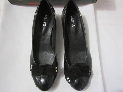zapato/botin ,cuero ,zappa,numero :37