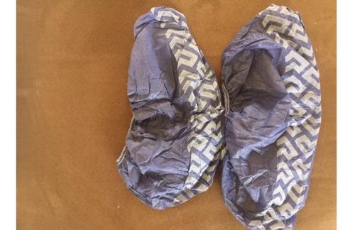 zapatones descartables