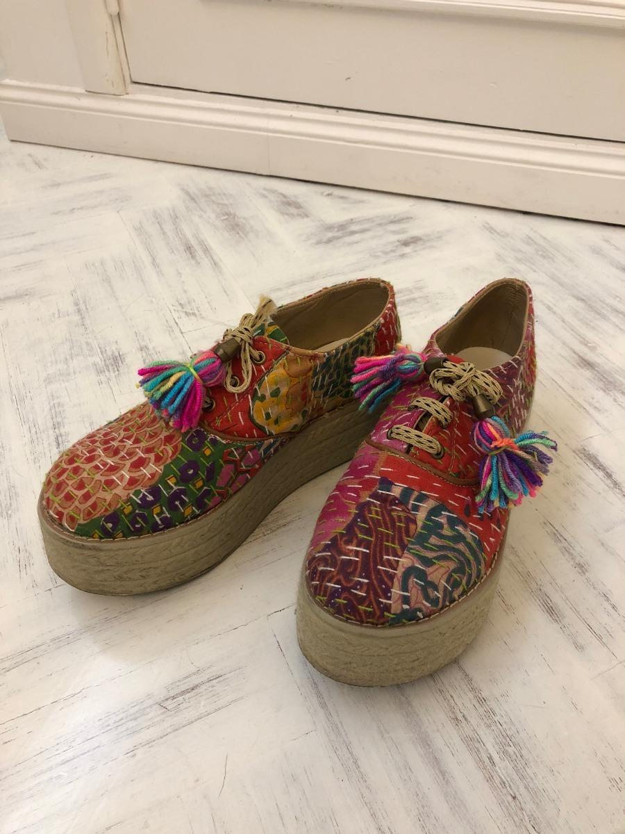zapatones zueco plataforma hippies amaranta carteras t 39. Cargando zoom. 5876cf8fa19