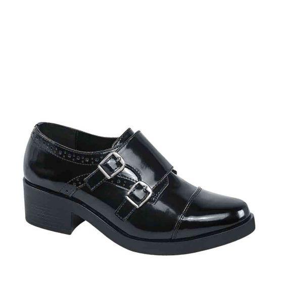 53b7f4c759 Zapatos 77378 Esti Bostoneanos Mujer Tacón 6cm Hebillas -   629.00 ...