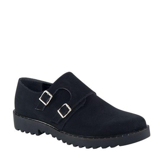 Mini Oxford Hebillas Plataforma Mujer Zapatos 78797 Choclo Yb6gf7y