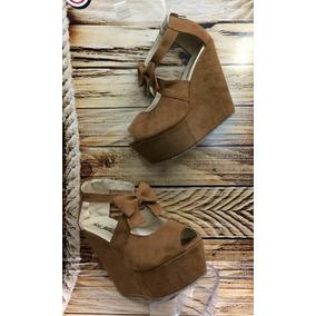5a458ac4 Calzado Para Dama Plataforma - Sandalias para Mujer en Mercado Libre ...