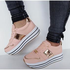 d6722ab66b238 Zapatos Ni A Color Zapote Mujer Ropa Tenis - Zapatos en Mercado ...