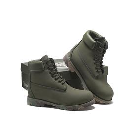 Originales Timberland Botas Militar Altas Zapatos CedxoB