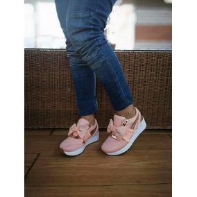 84b7988e91f0b Zapatos Tac N De Color Salmon Y Verde en Mercado Libre Colombia