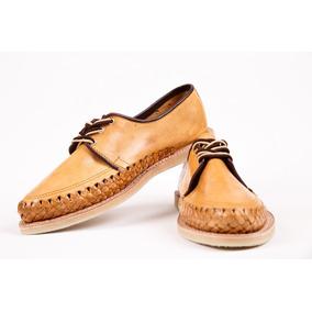 9ff6c5259c950 Zapatos Artesanales Hombre - Zapatos en Mercado Libre México