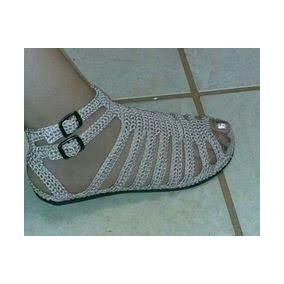 Zapatos Para Crochet En Bebé Zapato Mujer Mercado Sapito rBedCxWo