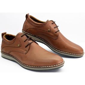 09685d599b044 Zapatos Hombre Elegante Sport Marrones - Ropa y Accesorios en ...