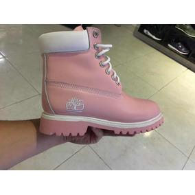 ff05378c13374 Zapatos Color Palo De Rosa - Botas Timberland para Hombre en Mercado ...