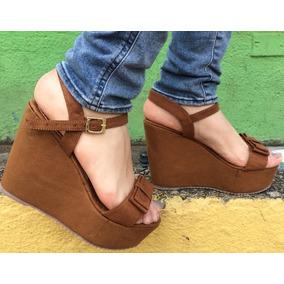 da8ca69d88cab Zapatos De Moda Dama Tacon Corrido - Ropa y Accesorios en Mercado ...