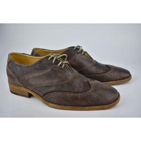d2772dd28c6f2 Zapatos Estilo Boston Para Caballero Umberto Luce