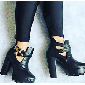 Botin Tacon Delgado Concordon Alto Y En Botines Mujer Zapatos w08XnPOk