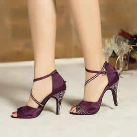 65bc8734 Zapatos De Baile Bachata Usados Mujer - Zapatos, Usado en Mercado ...