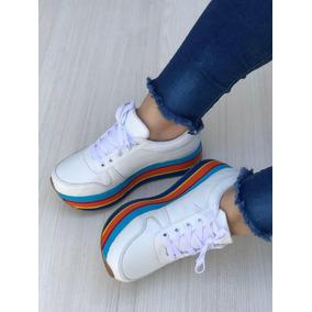764dfb1e89974 Tenis Color Salmon - Zapatos para Mujer en Mercado Libre Colombia