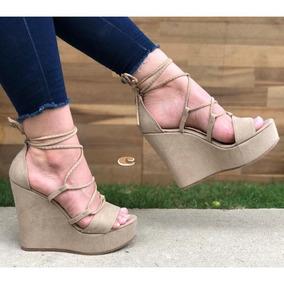 14a3afd2fd96d Sandalias Altas Plataforma Elegantes - Zapatos en Mercado Libre Colombia